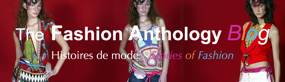 The Fashion Anthology Blog