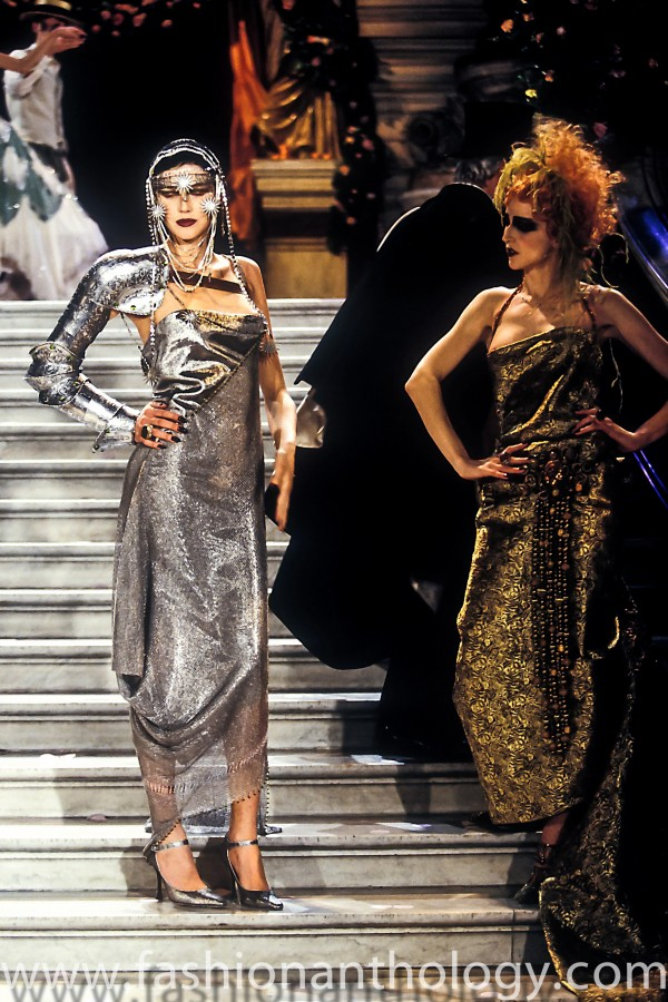 Christian Dior haute couture  summer 1998