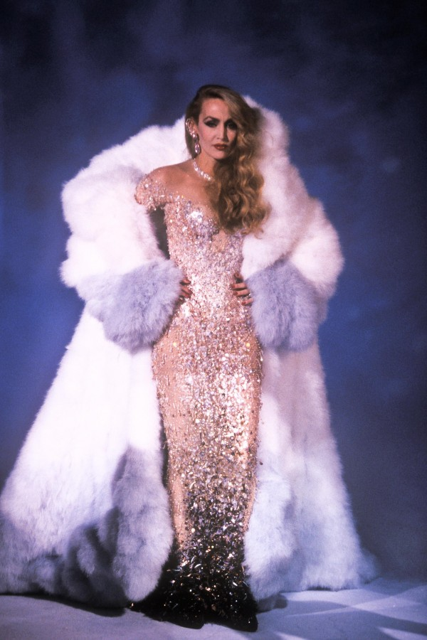 Thierry Mugler Winter 1995 / Jerry Hall