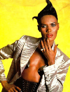 Grace Jones / Courtesy Simon Azoulay