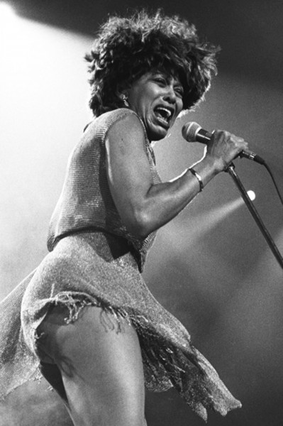 Tina Turner / courtesy Simon Azoulay