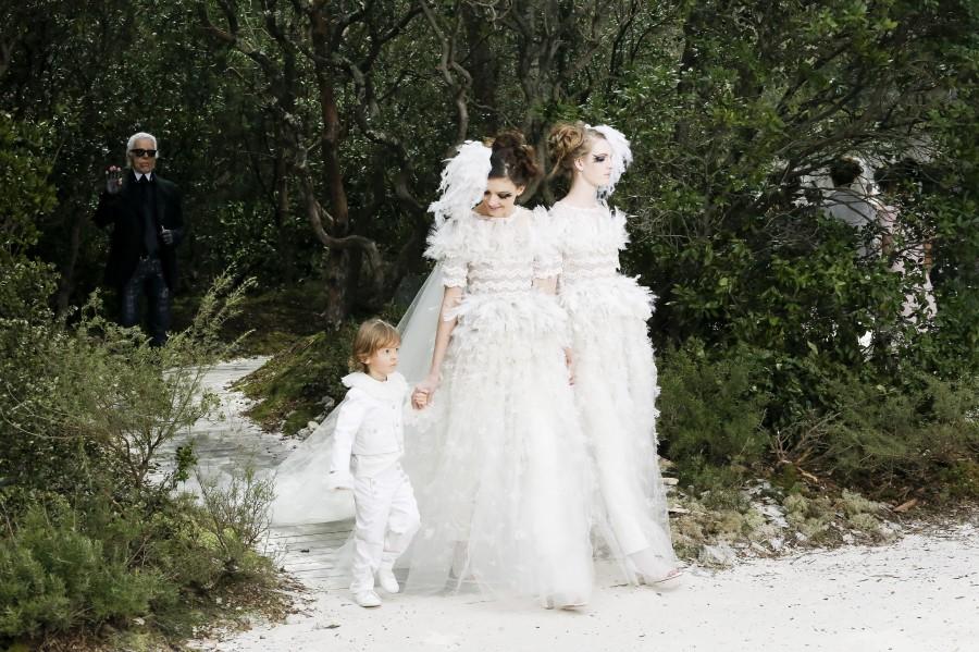 Chanel Haute Couture Summer 2013 Paris