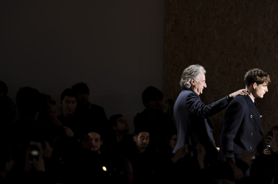 Paul Smith Menswear Winter 2013-2014 Ready To Wear Paris