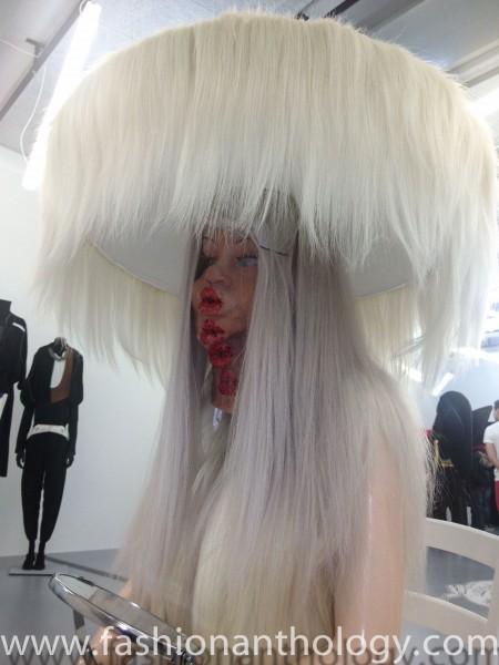 Expo Arrrrgh Monstres de mode Gaité Lyrique