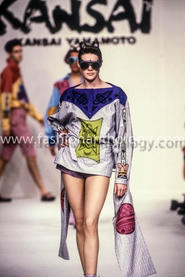 Kansai Yamamoto Designer Kansai Yamamoto Ready to Wear