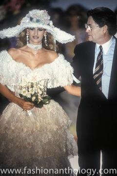 Jean-Louis & Laetitia Scherrer, Haute Couture, 1992